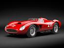 Ferrari Testa Rossa z r. 1957 vydraženo v Monaku. Cena? Sto třicet milionů
