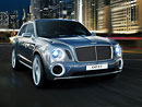 Bentley se chystá na Dakar