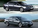 Designový duel: Renault Latitude vs. Volkswagen CC – Nerovní sokové