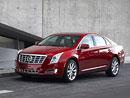 Cadillac XTS: Nové fotografie a podrobnosti o vlajkové lodi GM