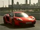 McLaren MP4-12C: V Abú Dhabí pro zákazníky ze Středního východu (video)