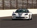 Corvette ZR1 jako zaváděcí vůz na 500 mil Indianapolis (video)