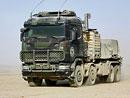 Scania 100 let v mírových službách