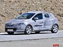Spy Photos: Renault Clio dostane radikální design přídě