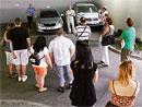 Reportáž: Jak se draží zabavená auta