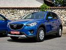 Mazda CX-5 2,2D AT (129 kW): První jízdní dojmy