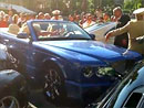 Blondýna v Bentley způsobila hromadnou nehodu superaut v Monaku (video)