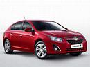 Chevrolet Cruze facelift: První fotky a video