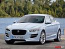 Jaguar XS: Kompaktní sedan dostane techniku sportovního F-Type
