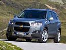 GM svolává vozy Opel Antara a Chevrolet Captiva kvůli hrdlu nádrže