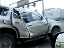 Video: Prodám off-road Toyota. Pojízdný, lehce škrábnutý