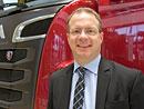 Scania má nového prezidenta a výkonného ředitele