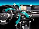 Lexus GS získal ocenění za inovace v oblasti interiéru