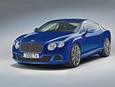 Nový Continental GT Speed je nejrychlejší sériový Bentley všech dob