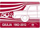 Alfa Romeo slaví trojí padesátiny