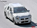 Spy Photos: Dacia Logan druhé generace