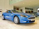 Aston Martin DB9 1M jako poděkování za milion fanoušků na Facebooku
