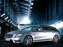 Mercedes-Benz CLS 63 AMG Shooting Brake na prvním videu