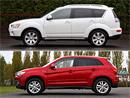 Mitsubishi s dieselem: ASX za 570, Outlander za 574 tisíc Kč