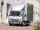 Mitsubishi Fuso Canter EcoHybrid: Výroba zahájena