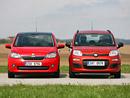 Srovn�vac� test  Sv�ta motor�: Fiat Panda 1.2 vs. �koda Citigo 1.0 5dv.