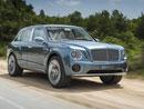 Bentley EXP 9 F na nových fotografiích a videu