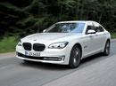 Modernizované BMW řady 7 na nové sadě fotografií