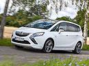 Opel Zafira Tourer na LPG: Plyna� pro rodiny