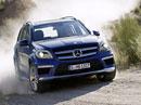 Nový Mercedes-Benz GL (X166): První jízdní dojmy