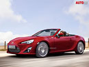 Spy Photos: Toyota GT86 Roadster