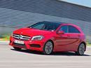 Nejatraktivnější auto je Mercedes třídy A, rozhodli čtenáři AutoBildu