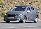 Spy Photos: Suzuki SX4 2013 se testuje ve Španělsku