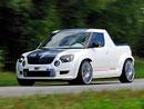 BT Etape aneb Škoda Yeti pick-up: Jízdní dojmy