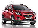 Chevrolet Trax nabídne stejné motory jako dvojče Opel Mokka