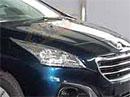 Facelift Peugeotu 3008 vyfocen v Číně