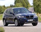 BMW X3 sDrive18d se vzdává pohonu všech kol