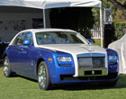 Rolls-Royce Ghost Extended Wheelbase pro Pebble Beach