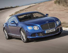 Bentley Continental GT Speed: Kompletní specifikace a nové fotky