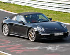Spy Photos: Porsche 911 Targa se vrací ke klasice