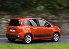 Fiat Panda Natural Power: Dvouválec 0,9 TwinAir Turbo bude jezdit na plyn