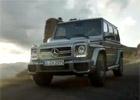 Mercedes-Benz G 63 AMG v nov�m p�sobiv�m videu