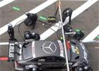 Video: Ralf Schumacher srazil v DTM čtveřici mechaniků