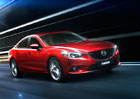 Nová Mazda6 odhalena: Ve stopách konceptu Takeri