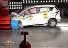 Euro NCAP 2012: Ford B-Max � P�t hv�zd i bez B-sloupku