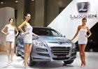 Značka Luxgen míří z Tchaj-wanu do Evropy, bere to přes Rusko