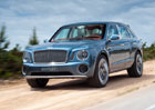 Potvrzeno: kontroverzní SUV Bentley půjde do výroby