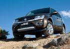 Modernizovaná Suzuki Grand Vitara se přibližuje Evropě