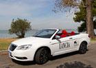 Lancia Flavia Red Carpet Edition pro milovníky filmu