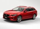 Nová Mazda 6 kombi se představuje oficiálně