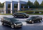 Speciální edice Cadillac XTS: Pro celebrity i pro nebožtíky